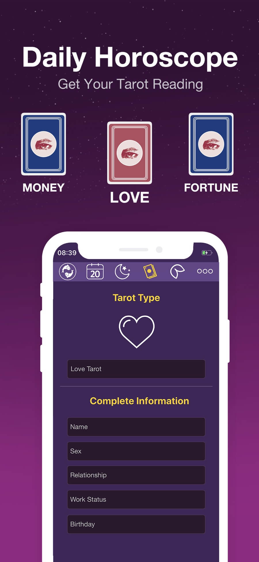 5e165c6a6 Daily Horoscopes - Astrology. Daily Horoscope – Astrology is the best app  for Zodiacs!